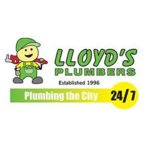 Lloyd's Plumbers Logo