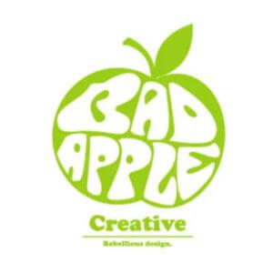 Bad Apple Design Logo