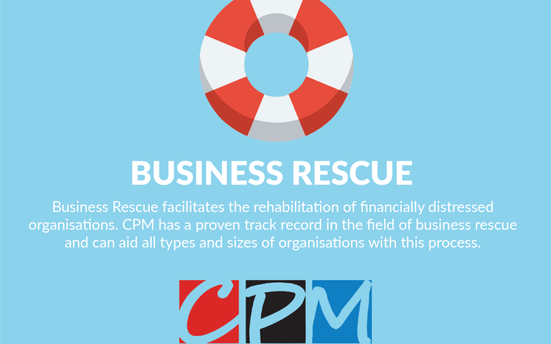 WHAT IS BUSINESS RESCUE?