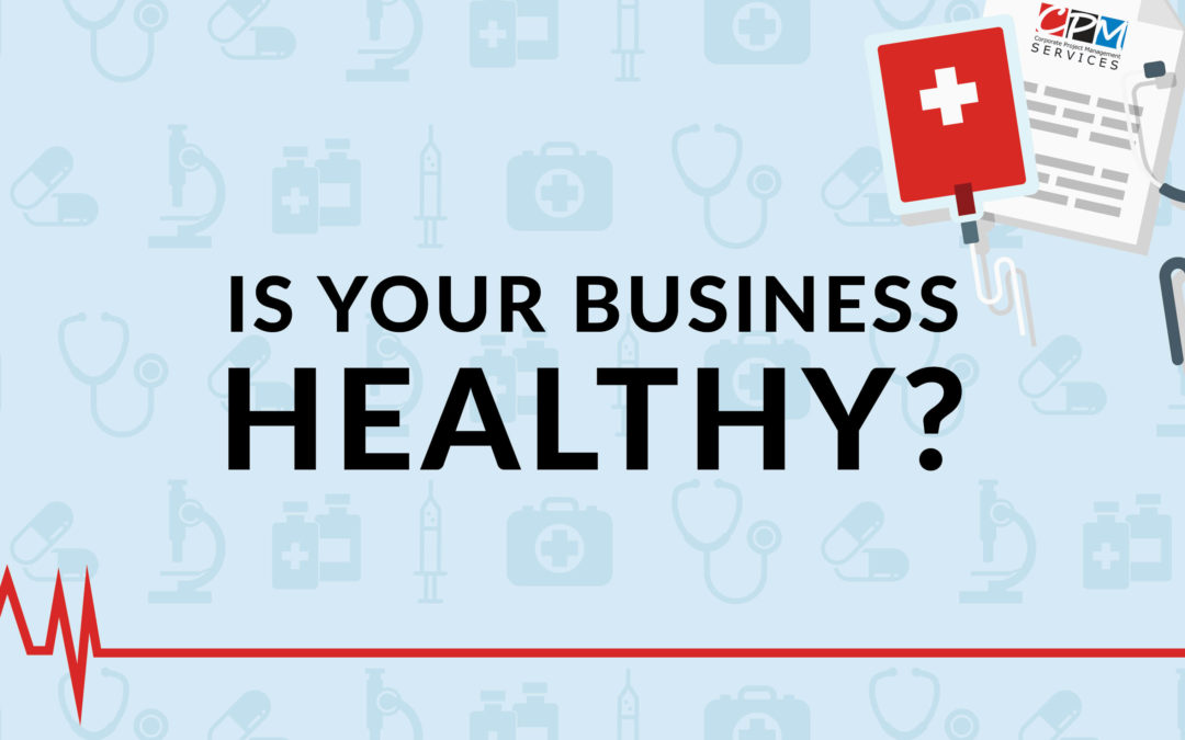 WHAT IS A BUSINESS HEALTH CHECK?